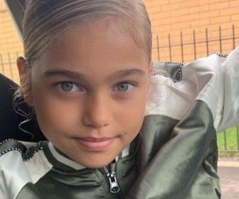 【美少女】新「世界で最も美しい少女」キャシャちゃん8歳:英国