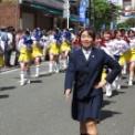 2015年横浜開港記念みなと祭国際仮装行列第63回ザよこはまパレード その69(横浜市立金沢高等学校バトントワリング部WINNERS)