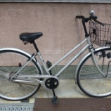 『リサイクル自転車 27インチシティーサイクル』の画像