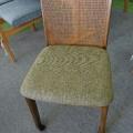 浜本工芸 椅子の張替えです。座面コンパネ作成