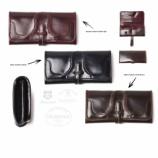 『入荷 | ショセ C639-HW 別注ホーウィンシェルコードバン 長財布』の画像