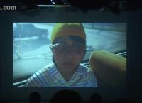 福地礼奈卒業公演で流れた映像の冒頭は何が映ってたの?