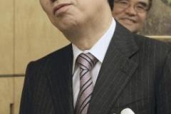 「何もできない。はっきりしない。何とも殺風景な男だったなあ」菅首相を見て一言