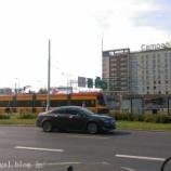 『ポーランド旅行記3 ポーランド高速鉄道EIPの一等車に乗ってワルシャワからクラクフへ移動』の画像