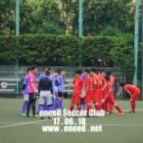 『vs All Rounder F.C(東京都3部)』の画像