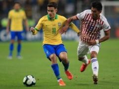 【 ハイライト動画 】ブラジル決定力なさすぎ・・・コパアメリカ準々決勝!「ブラジルvsパラグアイ」試合結果!