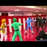 『ピンクリボンウォーク IN 戸田市 もちろんご当地ヒーロー・埼京戦隊ドテレンジャーも応援に駆け付けます!』の画像