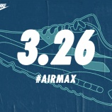 『400名限定招待 AIR MAX DAY TOKYO NIKEオンラインにて応募受付中』の画像