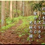 『先祖の願い』の画像