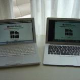 『MacBook Air』の画像