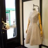 『店頭用フレアードレス&ボレロが完成しました。』の画像