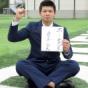 阪神ドラ2井上「目標は巨人の岡本さん、一振りで流れを変えられる打者になりたい」