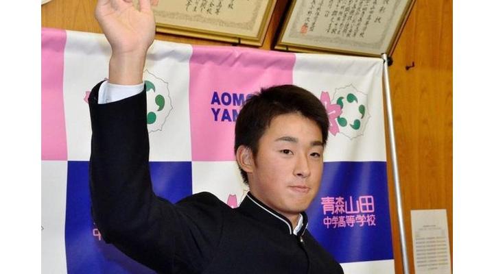 巨人ドラ1堀田賢慎「将来は巨人を背負って投げる」