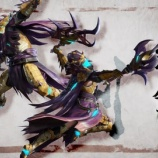 『【MHRise】双剣と弓のアクションが見れるぞ!』の画像