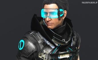 Synthful Traitor Cyberpunk Outfit