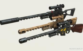 DKS-501 Sniper Rifle v1.5