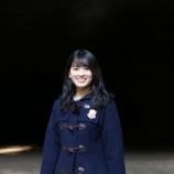 『ん?大園桃子が乃木坂エンブレム付きの見慣れないダッフルコート着てるんだが・・・』の画像
