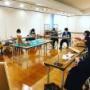 【水引のお稽古】いの町紙の博物館で『水引ガーランド』創作回