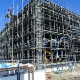 『新工場建設工事 進捗状況②』の画像