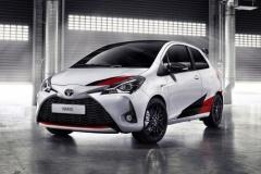 トヨタ、新型ヤリスGRMNを発表! WRCのノウハウを注入