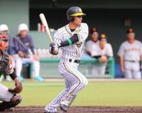 阪神荒木.258(120-31) 0本 7打点 7盗塁 4盗塁死 OPS.580 二軍成績
