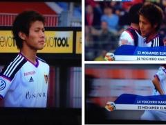 【動画】バーゼル柿谷、後半32分から途中出場でスイスデビュー!