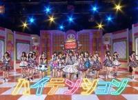 【AKBINGO】加藤玲奈センターで「ハイテンション」を披露!最高かよ!【キャプチャ】