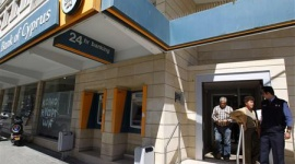 銀行預金、最大で60%カット…キプロス