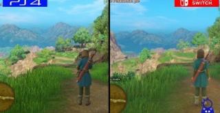 『ドラクエ11 S』、Switch版とPS4版のグラフィック&FPS比較映像が公開!