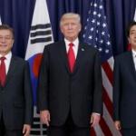 【韓国】「日米密着」3カ月連続の首脳会談、一方、韓国は首脳会談なし「仲間外れ」 [海外]