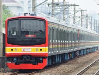 メルヘン営業開始!!205系武蔵野線M35編成ジャカルタデビュー(9月17日)