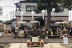 交野の私市駅前に『月亭太遊さん』が来て落語やったみたい!