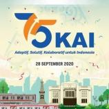 『やっぱり?電車の塗装変更も?KAI創立75周年記念式典で重大発表!!』の画像