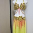『ベリーダンス衣装 ブラベルト型衣装を一体型に作り変え!』の画像