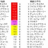 『第54回(2019)関屋記念 予想【ラップ解析】』の画像