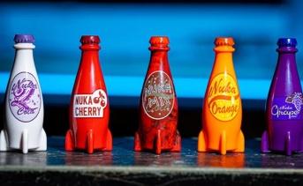 ヌカ・コーラのミニボトルシリーズ第2弾が発売予定