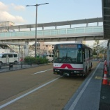 『JR岡崎駅東口のペデストリアンデッキの現状』の画像