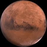 『火星が15年ぶりに大接近』の画像