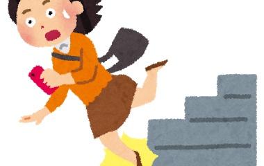 『ビルメンと労災や事故』の画像