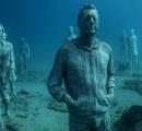 【画像】海の底にある彫刻の森がホラーだと話題、欧州初の海中美術館開業へ・・・スペイン