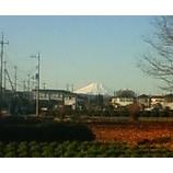 『今日の富士山』の画像