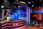 ケニア警察が中国国営テレビを強制捜査 不法移民取り締まりの一環
