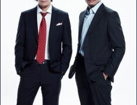 伊藤英明と坂口憲二がダブル主演の「ダブルス 二人の刑事」、初回視聴率は15.8%