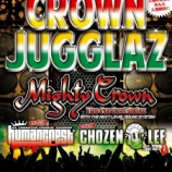 『2/28 Mighty Crown Entertainment presents CROWN JUGGLAZ』の画像
