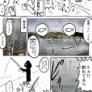 真冬にオタクが父親と釣りに行ったレポ漫画