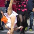 2015年横浜開港記念みなと祭国際仮装行列第63回ザよこはまパレード その114(洋光台バトン)