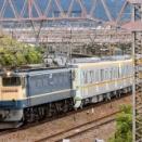 東京メトロ17000系甲種輸送を撮影
