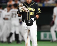 【阪神】ナバーロ、4打数無安打「言い訳しない」