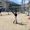 野球シーズンは間近