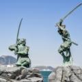 1612年4月13日は、「巌流島決闘の日」